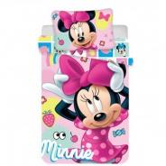 Obliečky do detskej postieľky Minnie 072 sweet bab