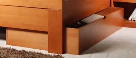 Zásuvka pod posteľ UNI - lamino