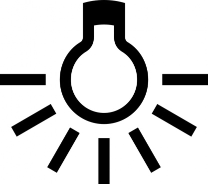 Osvetlenie ku kolekcii Vulcano dvojbodové