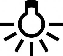 Osvetlenie ku kolekcii Vulcano jednobodové