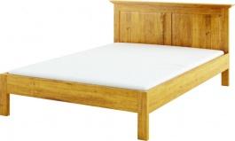 Masívna posteľ 180x200 ACC 01 - výber morenia