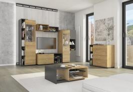 Obývacia izba Vulcano A - výber odtieňov
