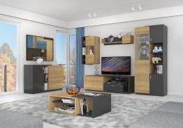 Obývacia izba Vulcano B - výber odtieňov