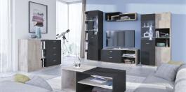 Obývacia izba Vulcano E - výber odtieňov