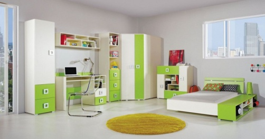 Detská izba Relax F - výběr barev