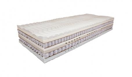 Luxusný zdravotný matrac Premium - 2 tuhosti - 140 Kg