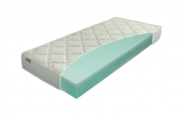 Luxusný zdravotný matrac VISCOGREEN Lux - 170 Kg