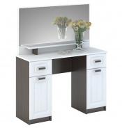 Toaletný stolík so zrkadlom PRAGA CT-900