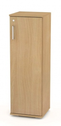Nízka dverová skrinka REA Office 30+D3 (1ks) - buk - výber dvierok