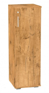 Nízka dverová skrinka REA Office 30+D3 (1ks) - lancelot - výber dvierok