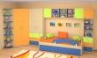 Detská posteľ Aurora II 90x200cm s prístelkou-výber odtieňov