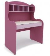 Písací stôl Aurora s nástavcom-výber odtieňov