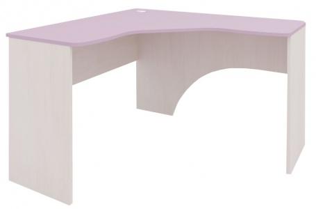 Rohový písací stôl Aurora-výber odtieňov