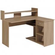 Písací stôl Cliff - dub brooklyn