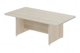 Rokovací stôl Lorenc 220x120cm - akát svetlý