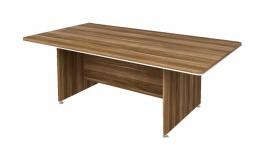 Rokovací stôl Lorenc 220x120cm - orech