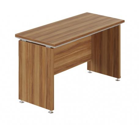 Rokovací stôl Lorenc 135x60cm - orech