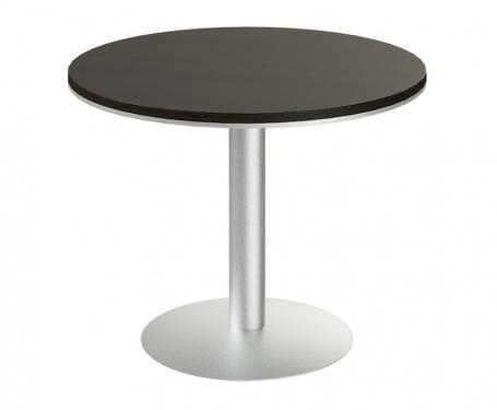 Okrúhly stôl Lorenc - wenge