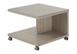 Mobilný konferenčný stolík Lorenc - driftwood
