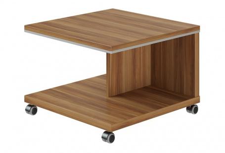 Mobilný konferenčný stolík Lorenc - orech