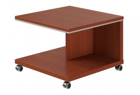 Mobilný konferenčný stolík Lorenc - višňa