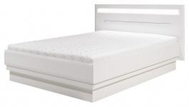 Manželská posteľ Irma 160x200cm - biela