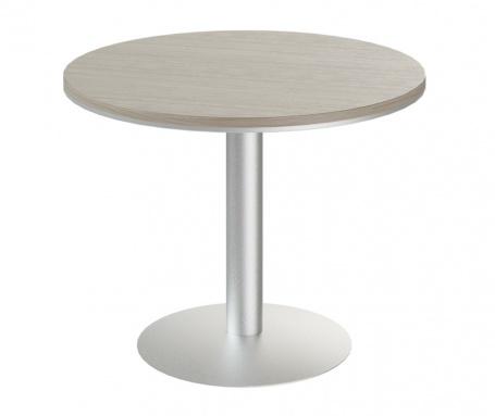 Okrúhly stôl Lorenc - driftwood