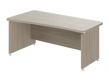 Písací stôl Lorenc 180x95cm ľavý - driftwood