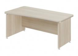 Písací stôl Lorenc 180x95cm ľavý - svetlý agát