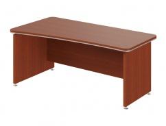 Písací stôl Lorenc 180x95cm ľavý - višňa