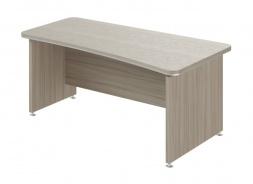 Písací stôl Lorenc 180x95cm pravý - driftwood