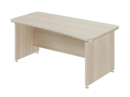 Písací stôl Lorenc 180x95cm pravý - svetlý agát