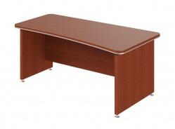 Písací stôl Lorenc 180x95cm pravý - višňa