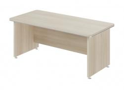 Písací stôl rovný Lorenc - svetlý agát