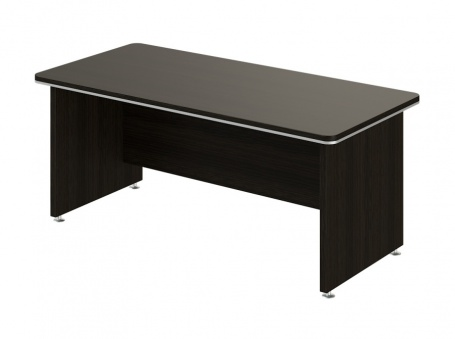 Písací stôl rovný Wels - wenge