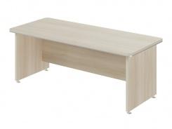 Písací stôl rovný Lorenc 200 - svetlý agát