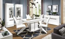 Jedáleň Irma - biela