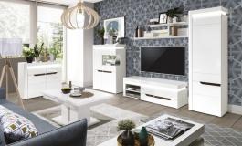 Obývacia izba Irma I - biela