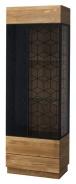 Vitrína 1-dverová ľavá MOSAIC 10