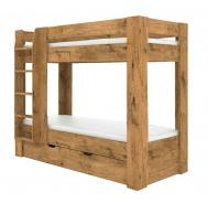 Detská poschodová posteľ REA Pikachu ľavá - lancelot