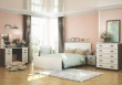 PRAGA KP-902 posteľ 140 so zásuvkami