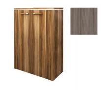 Šatníková skrinka dvojdverová Lorenc II - driftwood