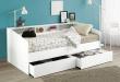 Detská posteľ Billie 90x200cm s úložným priestorom