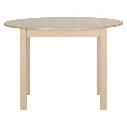 Okrúhly jedálenský stôl Nora - dub