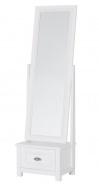 Zrkadlo stojaci so zásuvkou MADISON 70