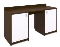Písací stôl 2-dverový Marseille-výber odtieňov