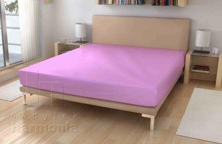 Jersey plachta - svetlo fialovej