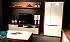 Obývacie steny s LED osvetlením