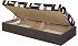 Čalúnené postele s úložným priestorom