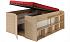 Multifunkčné postele pre dospelých
